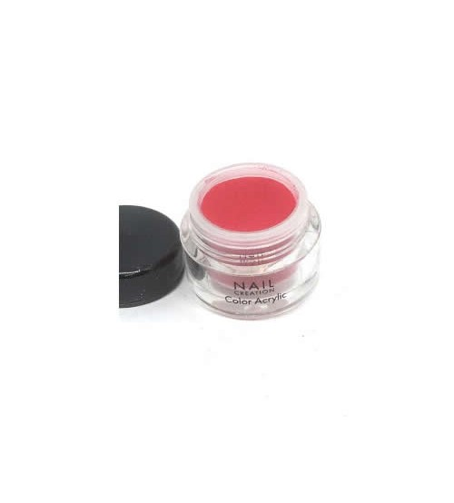 Coloured Acrylic Powder – Red, 3.5g