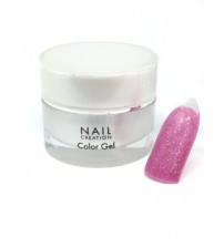 Colour Gel – Pink Smoothie, Gorgeous Metallic Pink 5ml