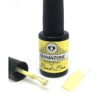 Glamazone Shellac Gel Polish – Beach Bum, Summery Yellow 15ml