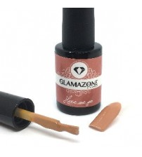 Glamazone Shellac Gel Polish – Here We Go, Skin-tone Creamy Beige 15ml