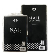 Nail Creation Classica Nail Tips – Tray 100 tips