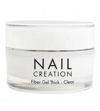 Fiber Gel Thick Clear - 30 ml