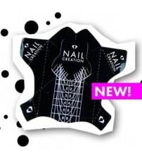 Nail Forms, Regular / Standard, 500 pack