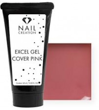 EXCEL Gel Cover Pink - 60 ml